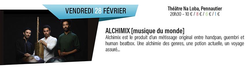 ALCHIMIX [musique du monde]