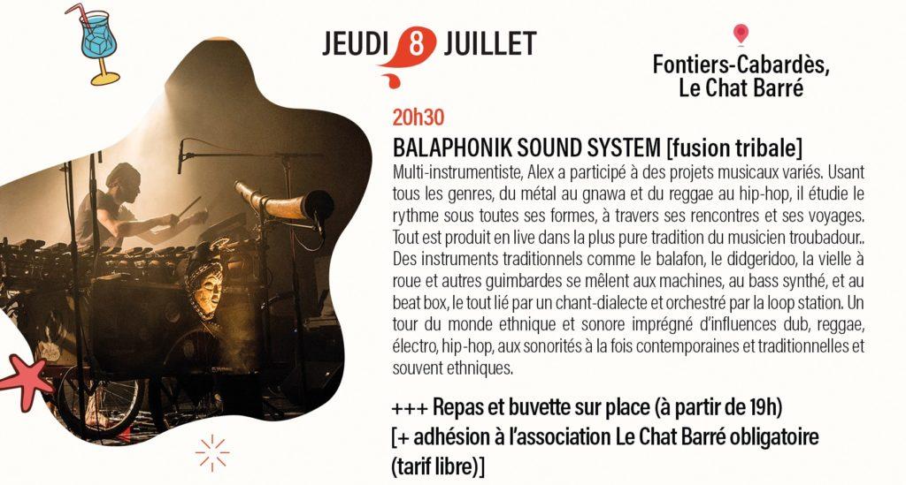 concert Balaphonik