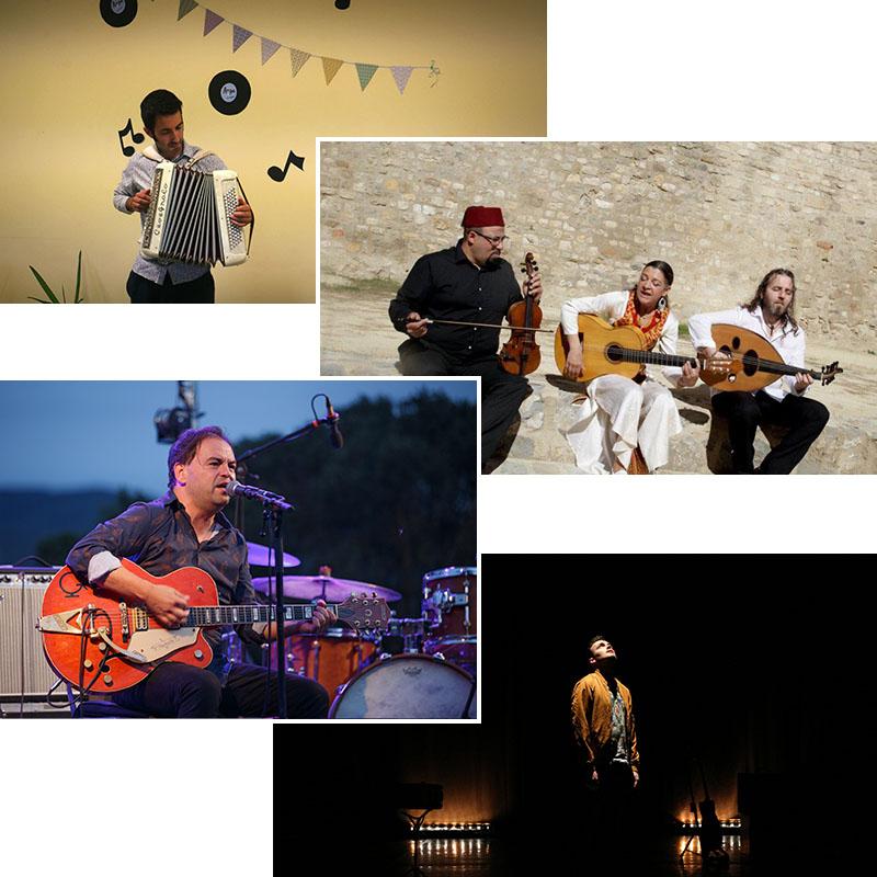 concerts à la maison d'arrêt de Carcassonne