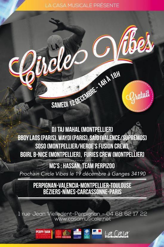 Programme festival Epopée Hip-hop du 12 au 22 novembre 2015