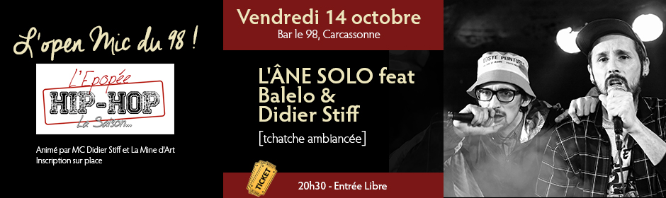 L'Ane Solo feat Balelo & Dider Stiff
