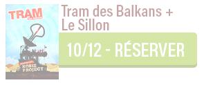 Concert Tram des Balkans + Le Sillon