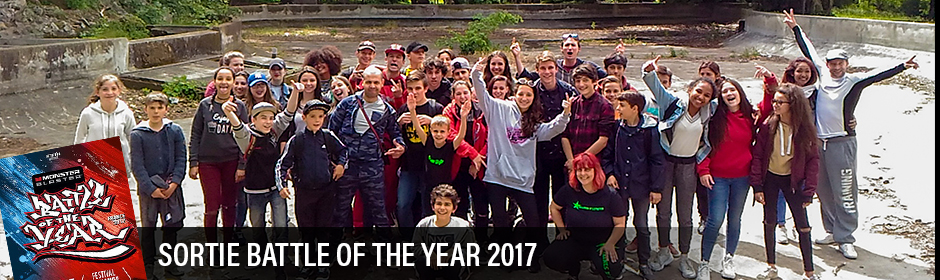 sortie Battle of the year 2017