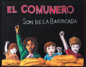 El Comunero - chants de lutte