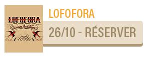 Lofofora accoustique - concert Carcassonne