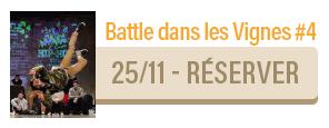 Battle dans les Vignes 4eme Edition - concert Carcassonne