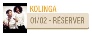 Kolinga - concert Carcassonne