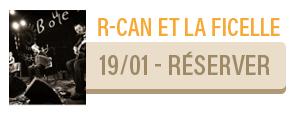 R-CAN et la Ficelle - concert Carcassonne