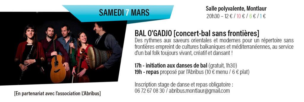 concert Montlaur Bal O'Gadjo